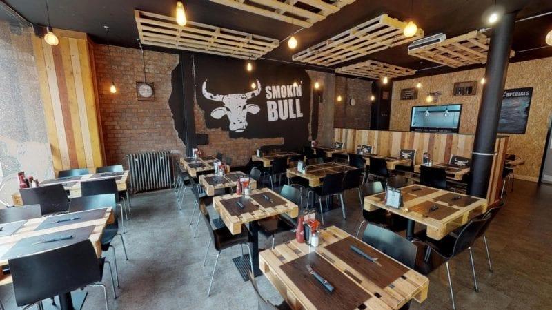 Smokin' Bull Burger & Grill