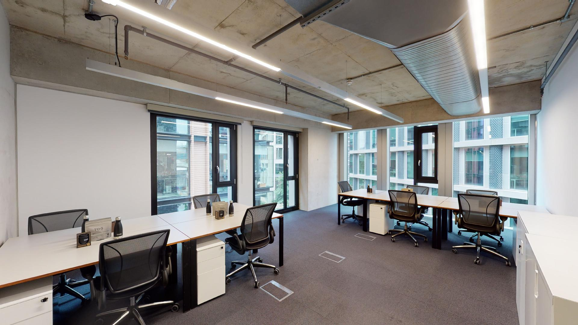commercial property virtual tour office